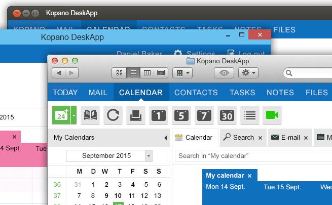 Beschikbaar voor Windows, Mac en Linux